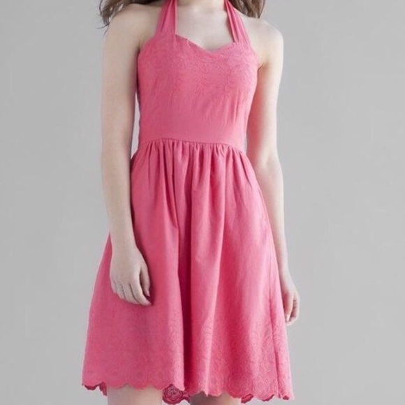 Francesca's Collections Dresses & Skirts - NWT Francesca's Embroidered Halter Dress!